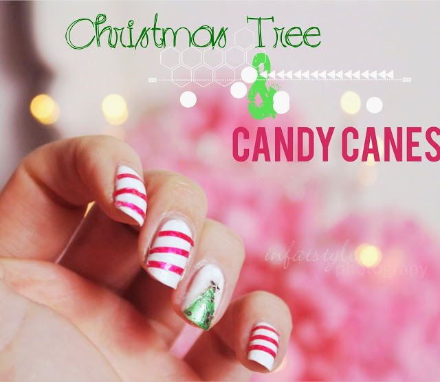 Manic Monday – Candy Cane Christmas Tree