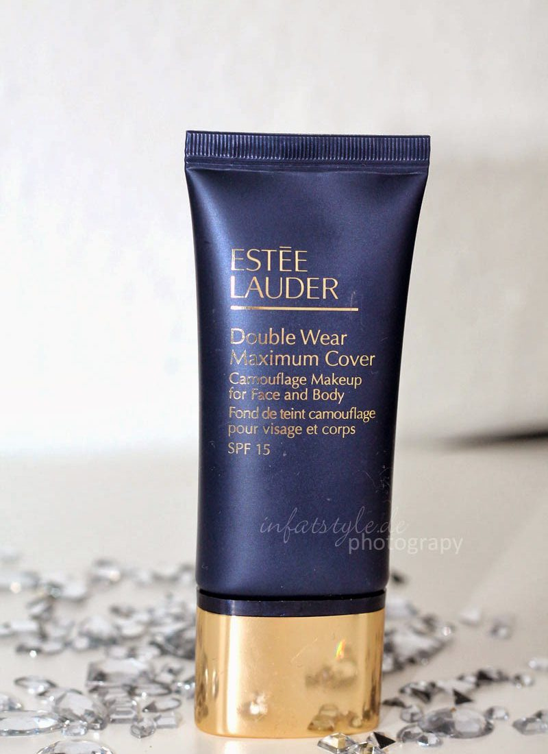 Estée Lauder- Double Wear Maximum Cover