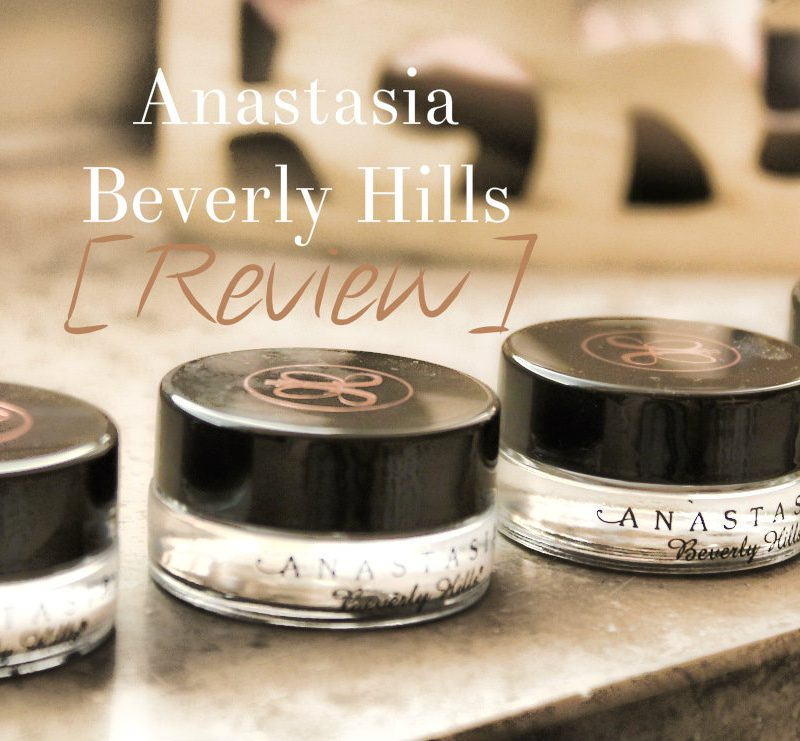 [Review] Anastasia Beverly Hills Dipbrow Pomade