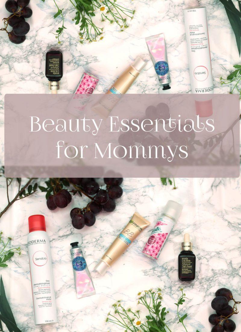 Beauty Essentials für Mommys