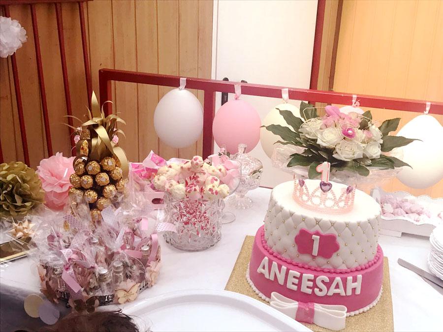 First Birthday Cake, erster Geburtstag Torte