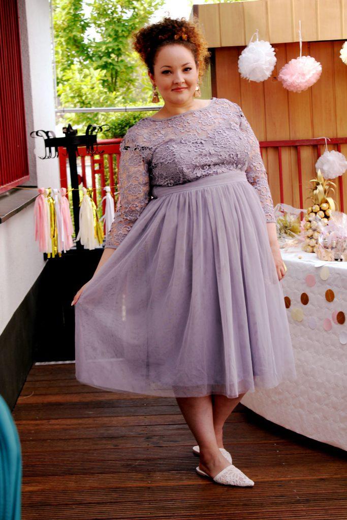 Plus Size Outfit Dress Little Mistress
