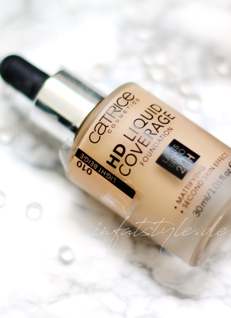 Catrice HD Liquid Coverage Foundation – Woth the Hype?