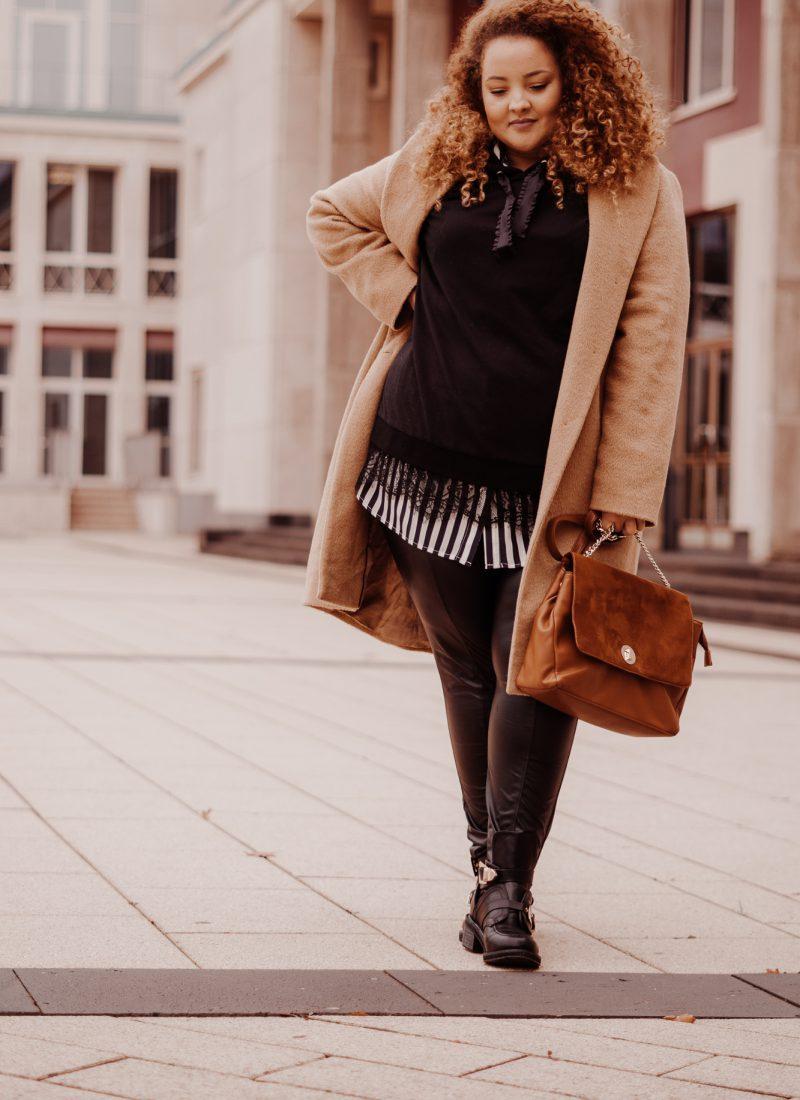 Style & Talk mit einem Outfit von Miamoda