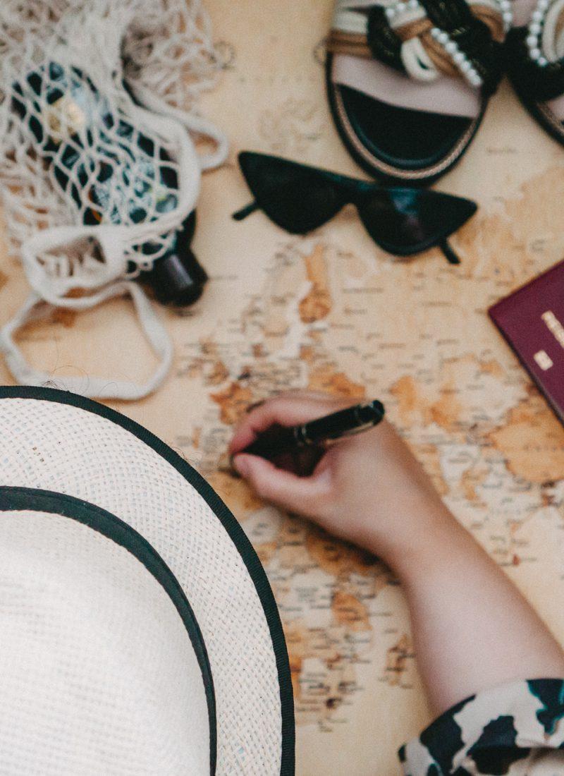 Travel Essentials – Koffer packen mit Kleinkind.