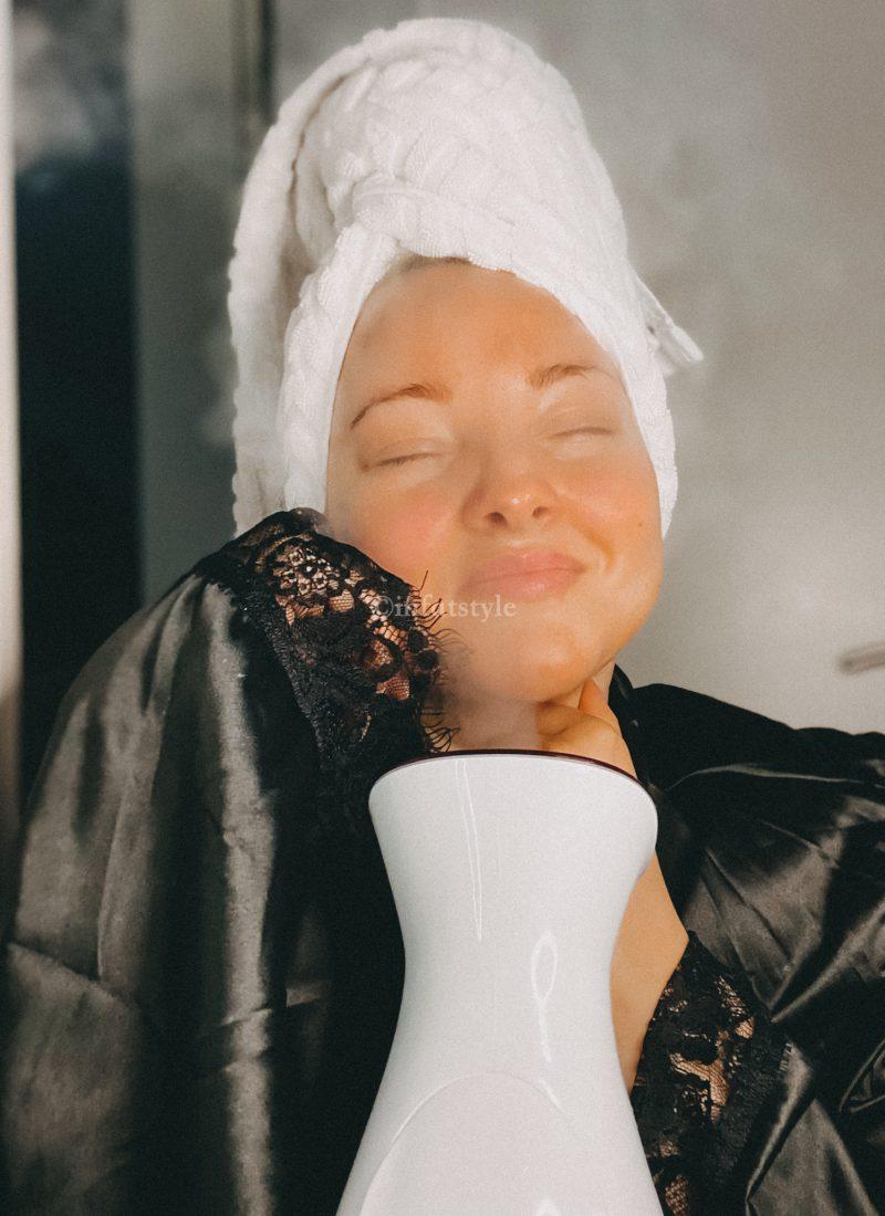 Facial Steamer – Mein Gerät für schöne strahlende Haut